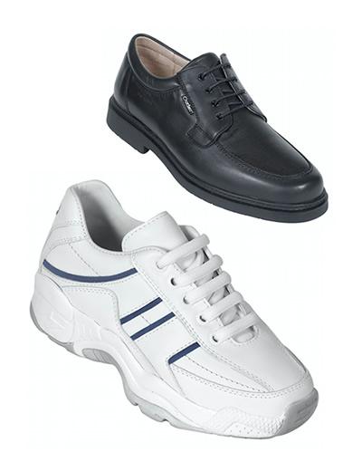 Orthotic stock footwear